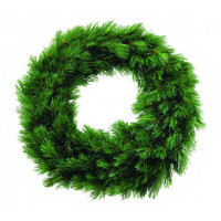 Триумф венок Лесная Красавица диам. 45 см зеленая