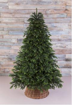 Елка Раскидистая 155 см зеленая