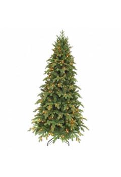 Елка Шервуд премиум стройная 120 см 88 ламп зеленая