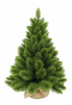 Елка Триумф Норд 60 см в мешочке зеленая