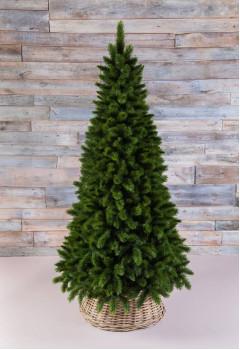Елка Триумф Норд стройная 185 см зеленая