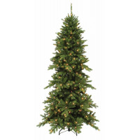 Сосна Изумрудная 500 см 1400 ламп зеленая