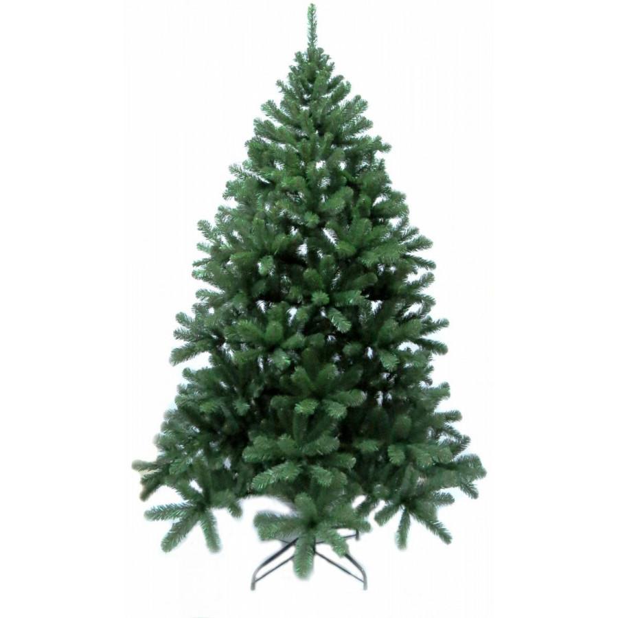 Фото:  Сосна Праздничная 215 см зеленая Triumph Tree