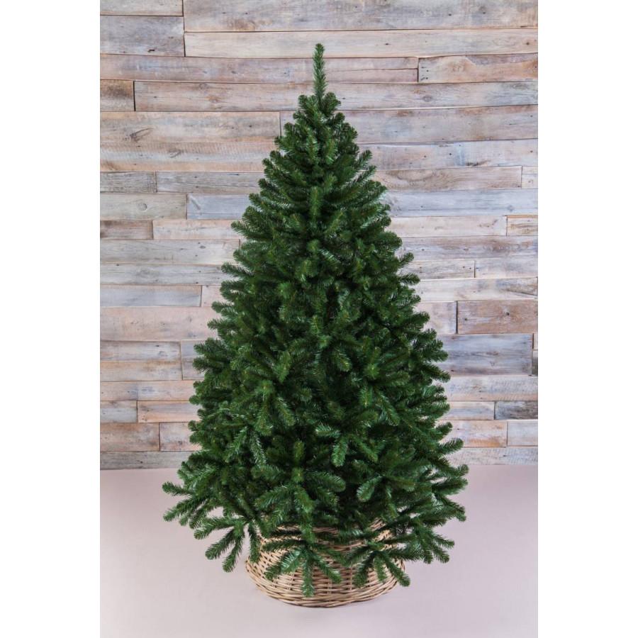 Фото:  Сосна Рождественская 215 см зеленая Triumph Tree