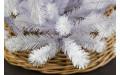 Фото:  Елка Исландская 215 см белоснежная Triumph Tree-2