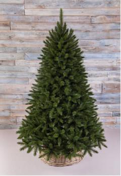 Елка Лесная Красавица 120 см зеленая