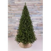 Елка Лесная Красавица стройная 120 см зеленая