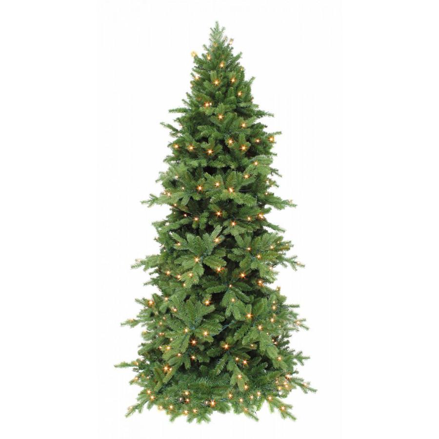 Фото:  Сосна Изумрудная 120 см 88 ламп зеленая Triumph Tree