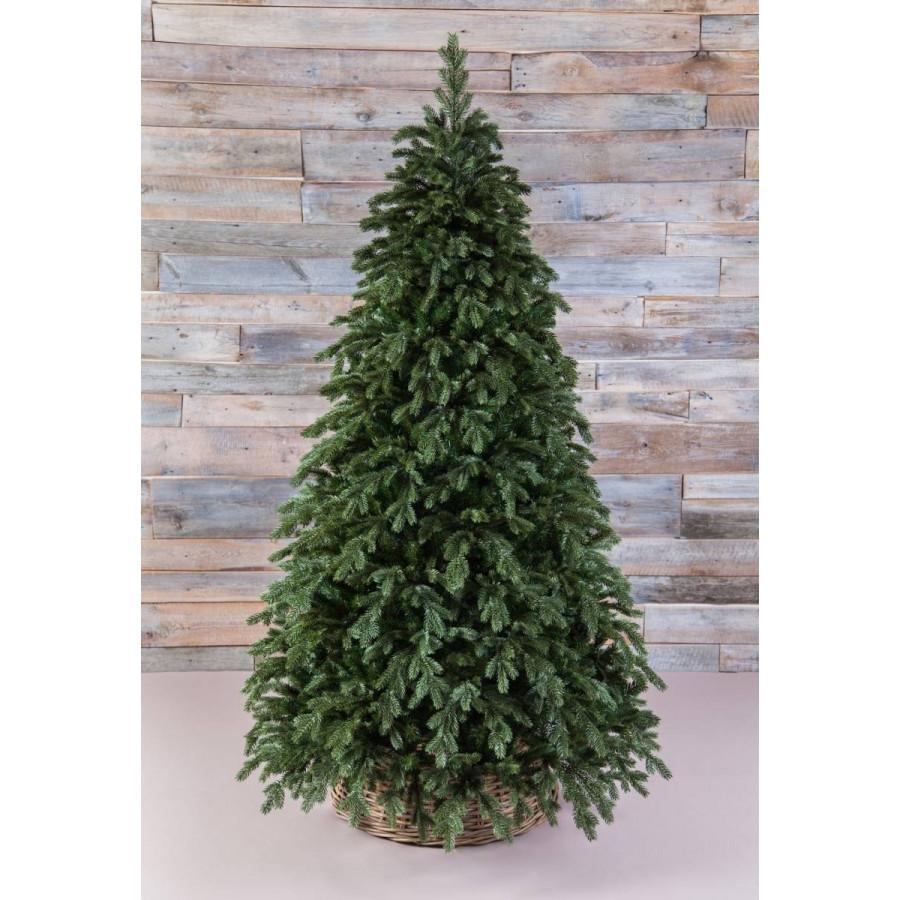 Фото:  Елка Царская 155 см зеленая Triumph Tree