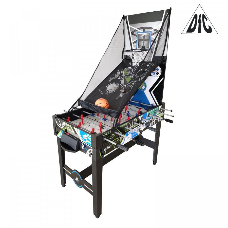 """Игровой стол - трансформер DFC FESTIVAL2 48"""" 12 в 1 DFC JG-GT-54808"""