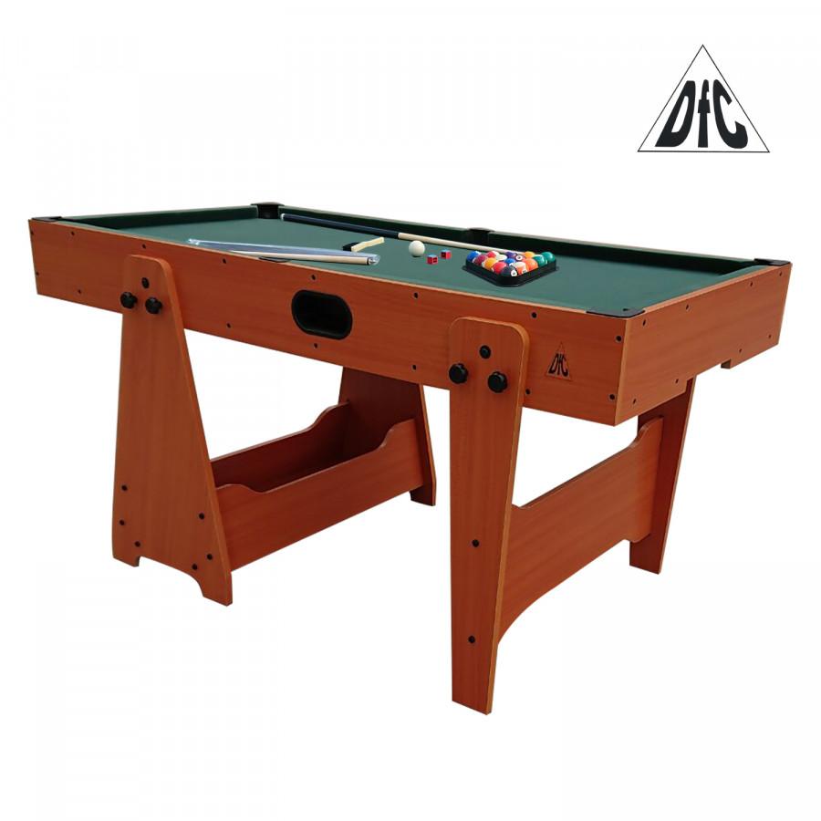 """Игровой стол DFC KICK """"2 в 1"""" бильярд/аэрохоккей купить - Магазин Игровой стол трансформер"""