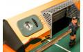 Настольный футбол (кикер) «Amsterdam» (120х61х84, оранжево-черный) купить - Магазин Подарки - 1
