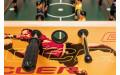 Настольный футбол (кикер) «Amsterdam» (120х61х84, оранжево-черный) купить - Магазин Подарки - 2