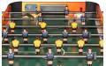 Настольный футбол (кикер) «Amsterdam» (120х61х84, оранжево-черный) купить - Магазин Подарки - 6