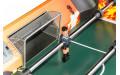 Настольный футбол (кикер) «Amsterdam» (120х61х84, оранжево-черный) купить - Магазин Подарки - 7