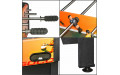 Настольный футбол (кикер) «Amsterdam» (120х61х84, оранжево-черный) купить - Магазин Подарки - 8