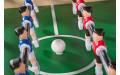 Настольный футбол (кикер) «Maccabi» (140x75x89, светлый, складной) купить - Магазин Подарки - 5