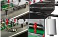 Настольный футбол (кикер) «Inter» (148.5 х 78 х 90 см, черный) купить - Магазин Подарки - 4
