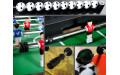 Фото:  Настольный футбол (кикер) «Roma II» (140x76x87 см, цветной) Weekend-2