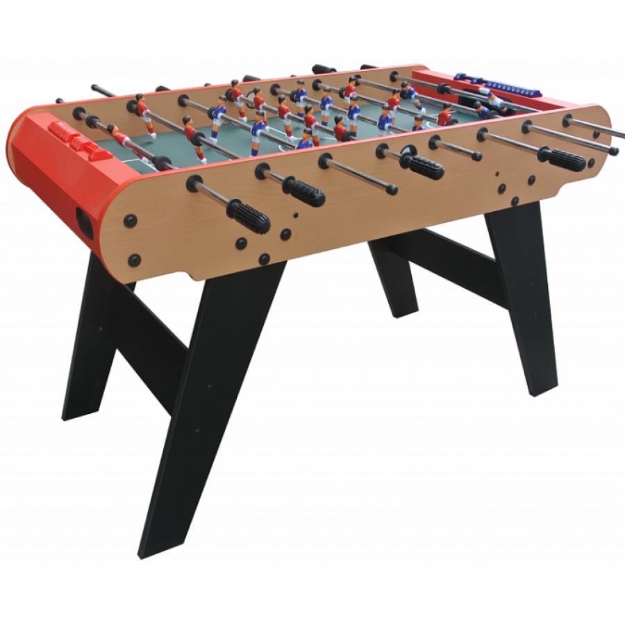 Настольный футбол (кикер) «Toledo» (121.5x61.5x77.5 см, цветной) купить - Магазин Подарки