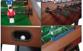 Настольный футбол (кикер) «Maccabi» (140x75x89, махагон, складной) купить - Магазин Подарки - 6
