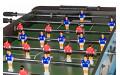 Фото:  Настольный футбол (кикер) «Dybior Turin» (120x61x84, синий) Weekend-4
