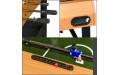 Настольный футбол (кикер) «Express» (121x61x78.1 см, орех) Weekend 53.013.04.0