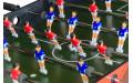Фото:  Настольный футбол (кикер) «Flex» (122x61x78.7 см, красный) Weekend-4